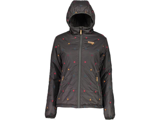 Maloja W's GunpoM. Primaloft Jacket Charcoal